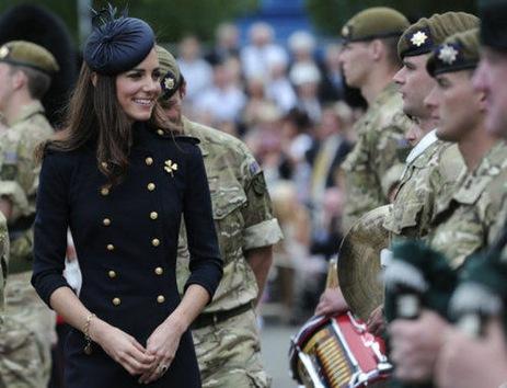 Kate Middleton cumple 30 años