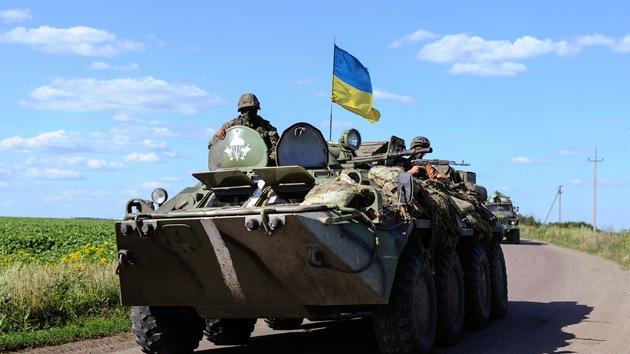 El Ejército ucraniano abre fuego contra civiles en Donetsk