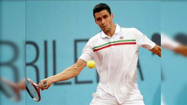 Quinto día de Wimbledon: Hanesku escupió al público y se fue