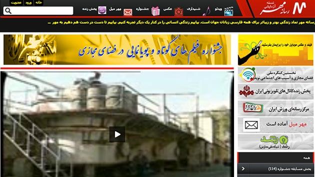 Irán tendrá su propio 'YouTube'