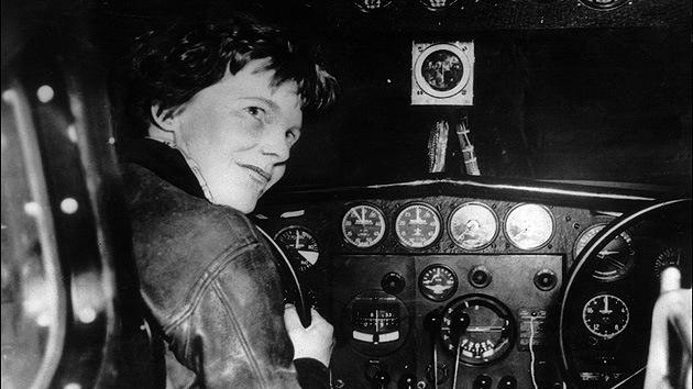 Una foto podría resolver el misterio de la desaparición de una famosa aviadora en 1937