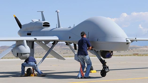 Resultado de imagen de dron militar