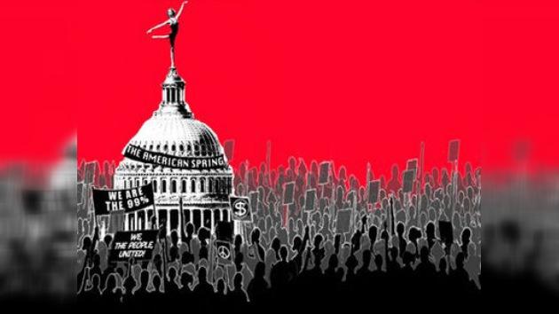 'Ocupa Wall Street' busca voz y voto en el Congreso de EE. UU.