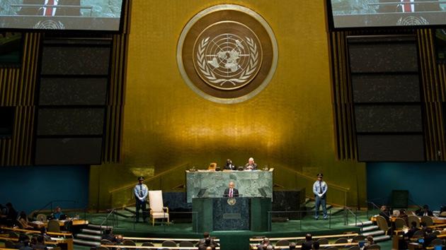 Rusia bloquea condena de Siria por parte de la ONU y propone una variante más suave
