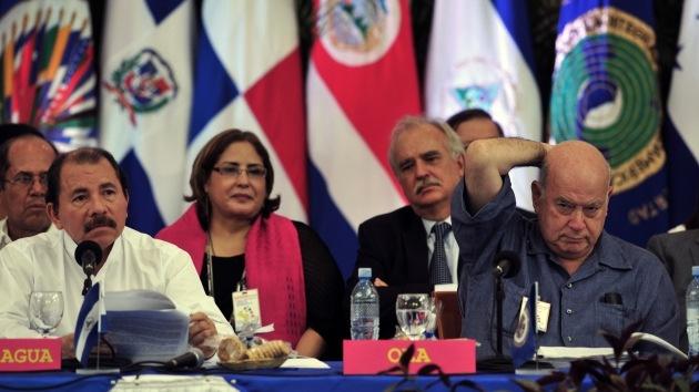 """""""La OEA no entiende lo que pasa en Latinoamérica"""""""