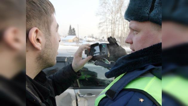 Cómo multar a policías de tráfico