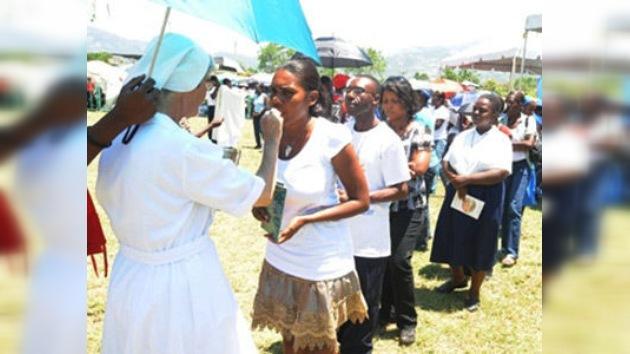 Los cascos azules fueron los supuestos causantes del cólera en Haití