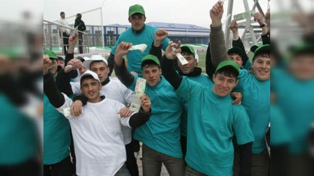 Deporte: un buen recurso para suplantar la violencia en el Cáucaso del Norte