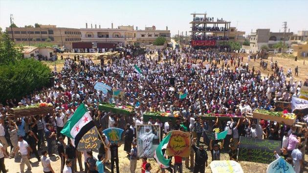 """Annan: """"Se ha alcanzado un acuerdo sobre la transición política en Siria"""""""
