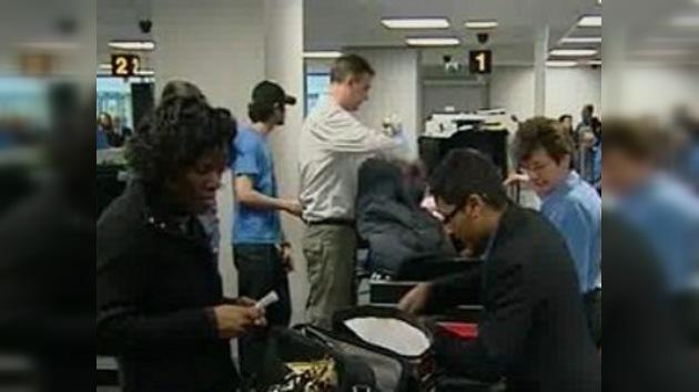 Nuevo aumento de las medidas de seguridad en los aeropuertos británicos