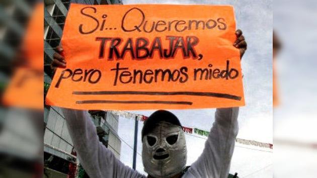 Acapulco: maestros volverán a las aulas tras un mes en huelga