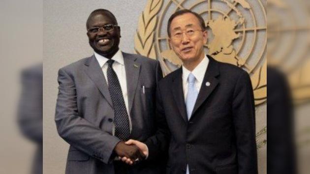 Sudán del Sur, declarado nuevo miembro de la ONU