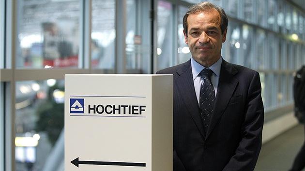 Una constructora alemana, declarada mayor evasor fiscal de Grecia