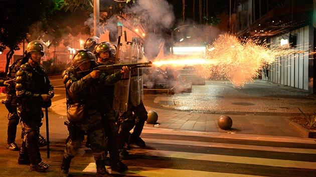 Brasil: Amenazan a un sociólogo por criticar a la Policía durante las protestas