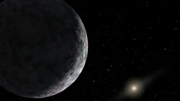¿Un nuevo planeta en el Sistema Solar?