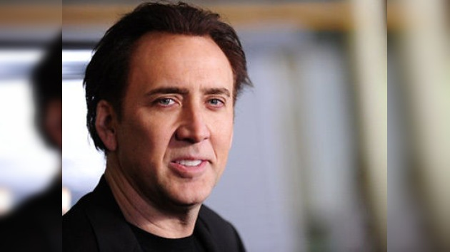 Detienen a Nicolas Cage por violencia doméstica