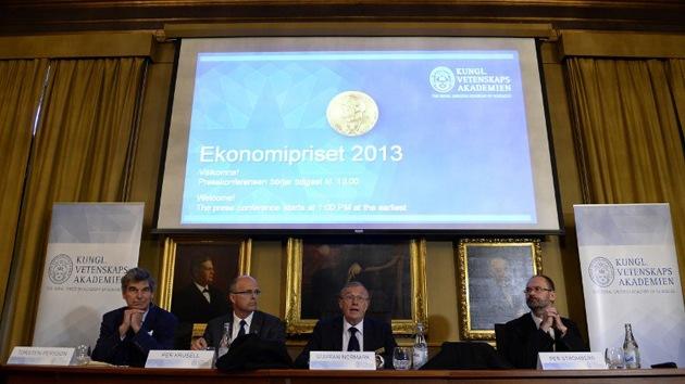 El Nobel de Economía premia el análisis de los precios de los activos