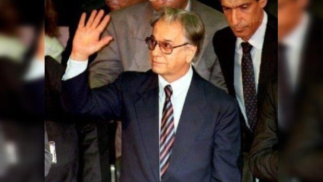 Declarado el luto en Brasil por la muerte del expresidente Itamar Franco
