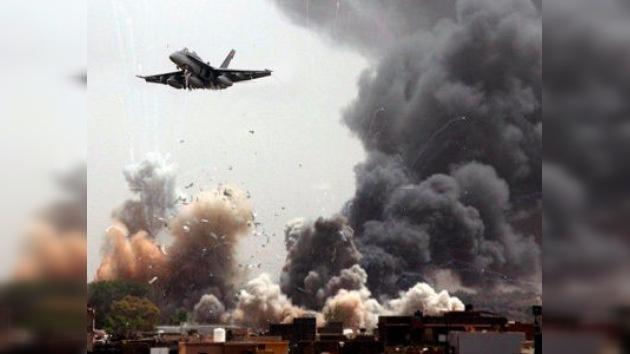 Libia: la OTAN le dice 'adiós' a un país en ruinas
