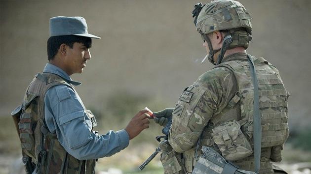 La OTAN reduce el número de operaciones conjuntas con las fuerzas afganas