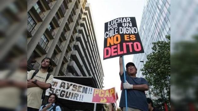 El Gobierno chileno, sin propuestas para solucionar el conflicto en Aysén
