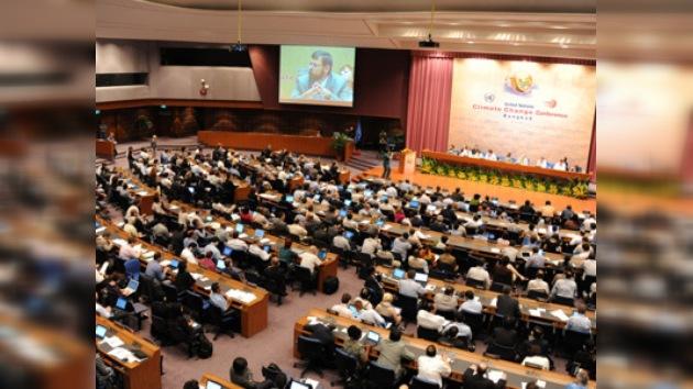 Arranca en Bangkok conferencia de la ONU sobre el cambio climático