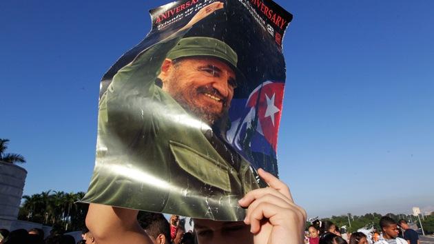 """Fidel Castro: Cuba se une a EE.UU. contra el ébola """"no por la paz entre los dos Estados"""""""