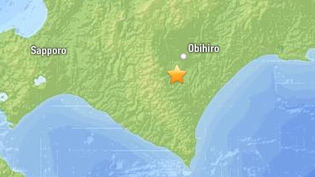 Un sismo de 6,9 grados sacude Japón