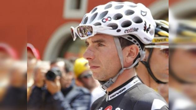 El ciclista español Xavi Tondo muere tras quedar aprisionado en el garaje de su casa
