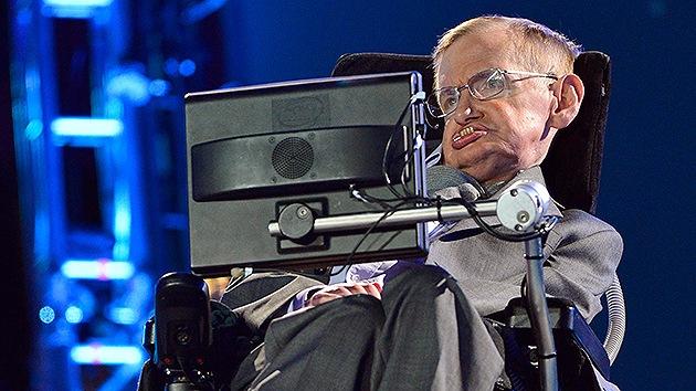 Stephen Hawking reivindica las leyes de la ciencia para crear el universo