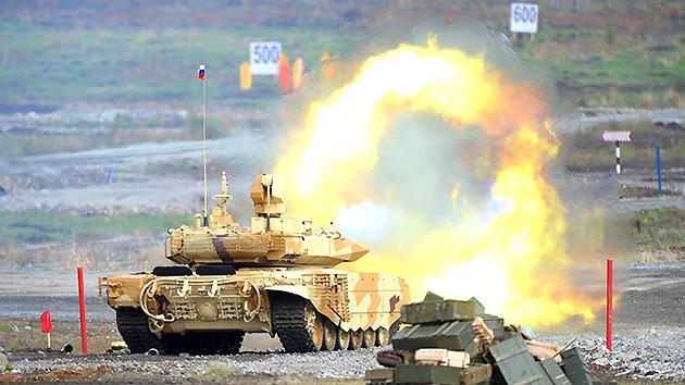 Rusia prueba nuevas armas, pero no existe una carrera de armamentos