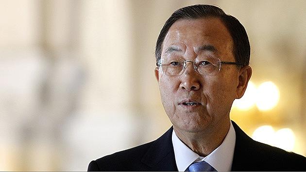 ONU: El Consejo de Seguridad debe supervisar la entrega del arsenal químico sirio