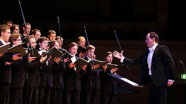 El coro ruso del Monasterio Sretenski vuelve a conquistar corazones en EE.UU.