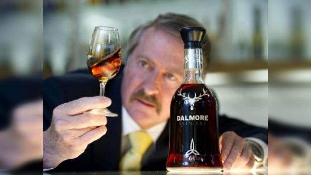 En Reino Unido se vendieron dos botellas del whiskey más caro del mundo