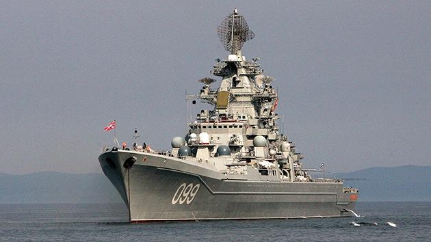 La Flota rusa vuelve al Ártico para quedarse