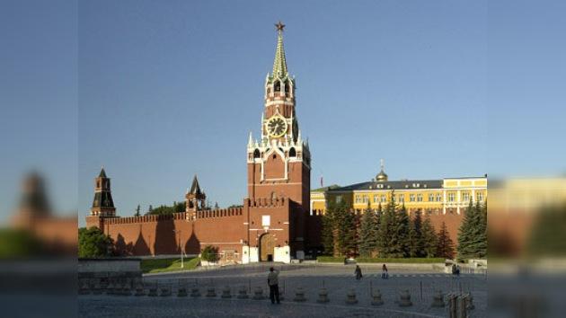 El Kremlin, símbolo de Rusia, ensanchará sus zonas turísticas