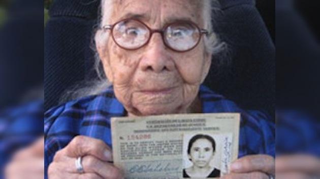 Mexicana de 101 años obtendrá ciudadanía estadounidense
