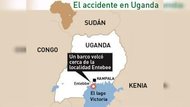 57 muertos en una catástrofe en el lago Victoria