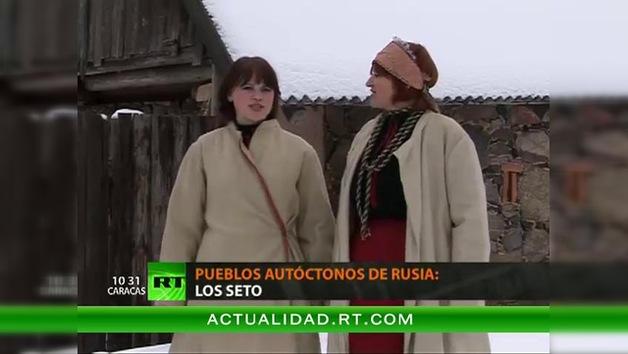 PUEBLOS AUTÓCTONOS DE RUSIA : LOS SETO