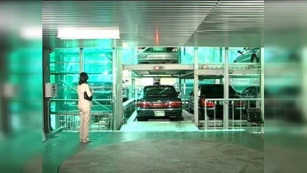 Aparcamientos automatizados: ¿futuros garajes para coches moscovitas?