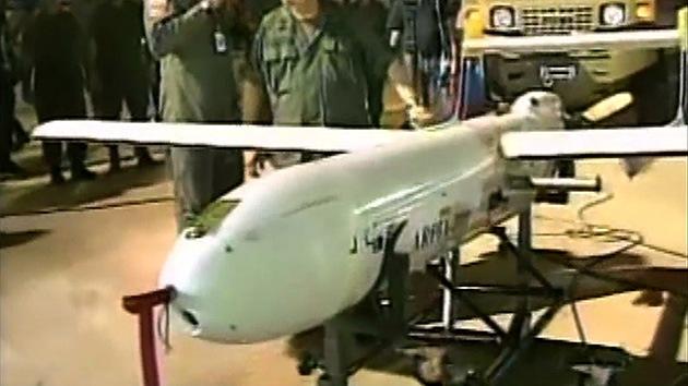 Irán insinúa que tiene drones 'de altos vuelos'