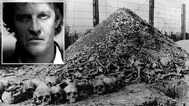 Investigan a un artista que asegura haber usado cenizas del Holocausto en su obra
