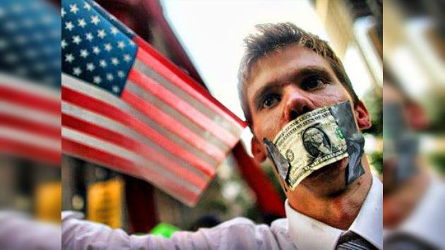 'Ocupa Wall Street' gana la calle