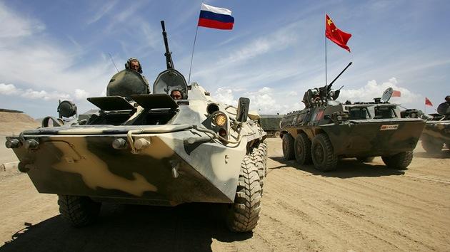 Cooperación militar entre Rusia y China, prioridad en las relaciones bilaterales