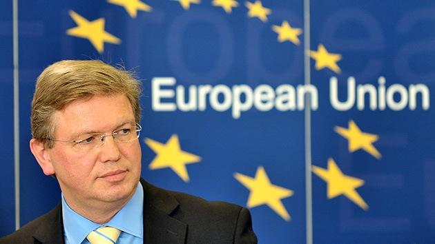 La UE, lista para mantener conversaciones con Rusia sobre el acuerdo comercial de Ucrania