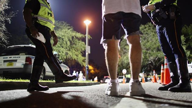 Policías de Miami asfixiaron y detuvieron a un niño por 'ofenderles' con la mirada