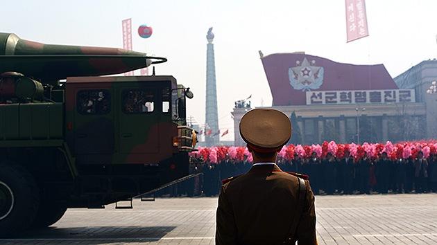 El G8 exige a Corea del Norte que renuncie a su retórica de guerra y a sus provocaciones