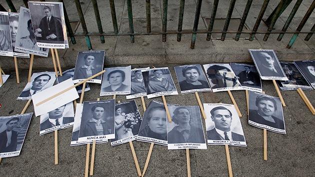 """Portavoz del PP: """"Con Franco estarían en prisión esperando la pena de muerte"""""""