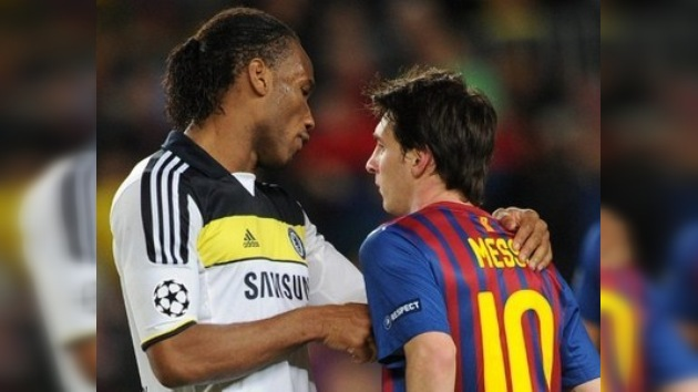 Un Chelsea con diez hombres apea al Barcelona de la final de Munich