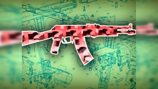 Rusia arma su nuevo fusil de asalto pero sin soltar el mítico Kaláshnikov